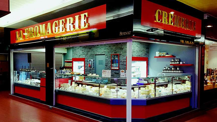 Fromagerie Bernat: Fromagerie-Crèmerie ⋆ OrleansBoutique